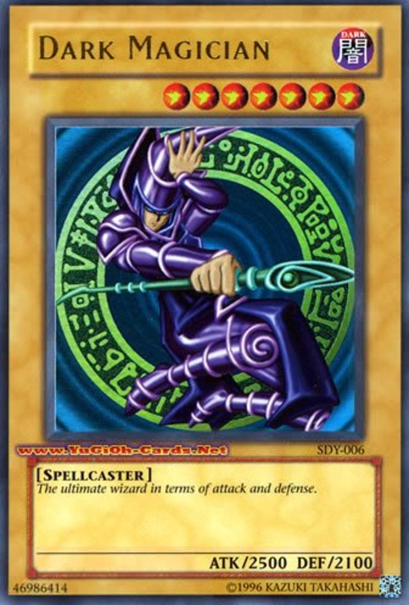 Yu-Gi-Oh Card Review—Each Protagonist's Signature Monster