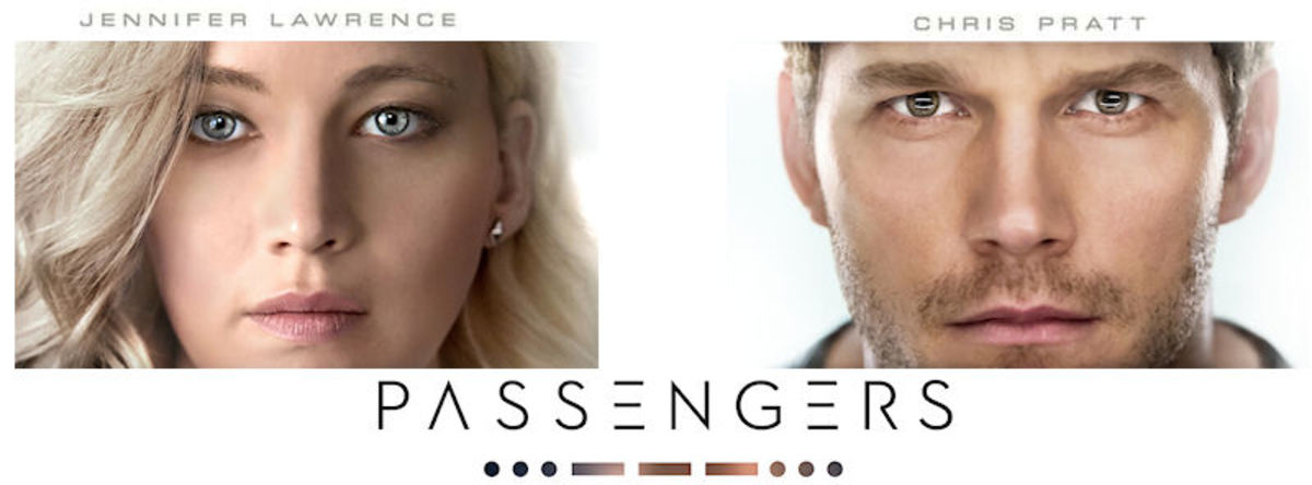 Rafini's Movie Review: Passengers
