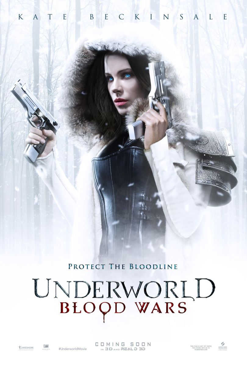 Underworld - Blood Wars: Movie Review