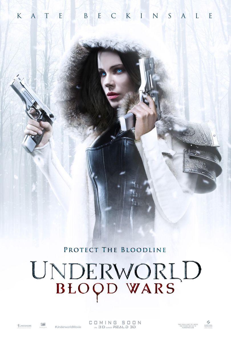 Underworld - Blood Wars: Movie Review