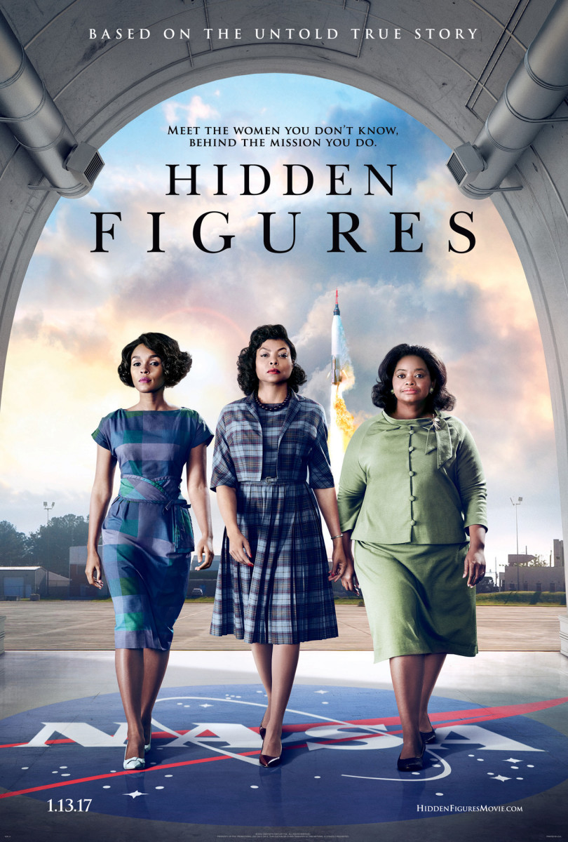 Hidden Figures: Movie Review