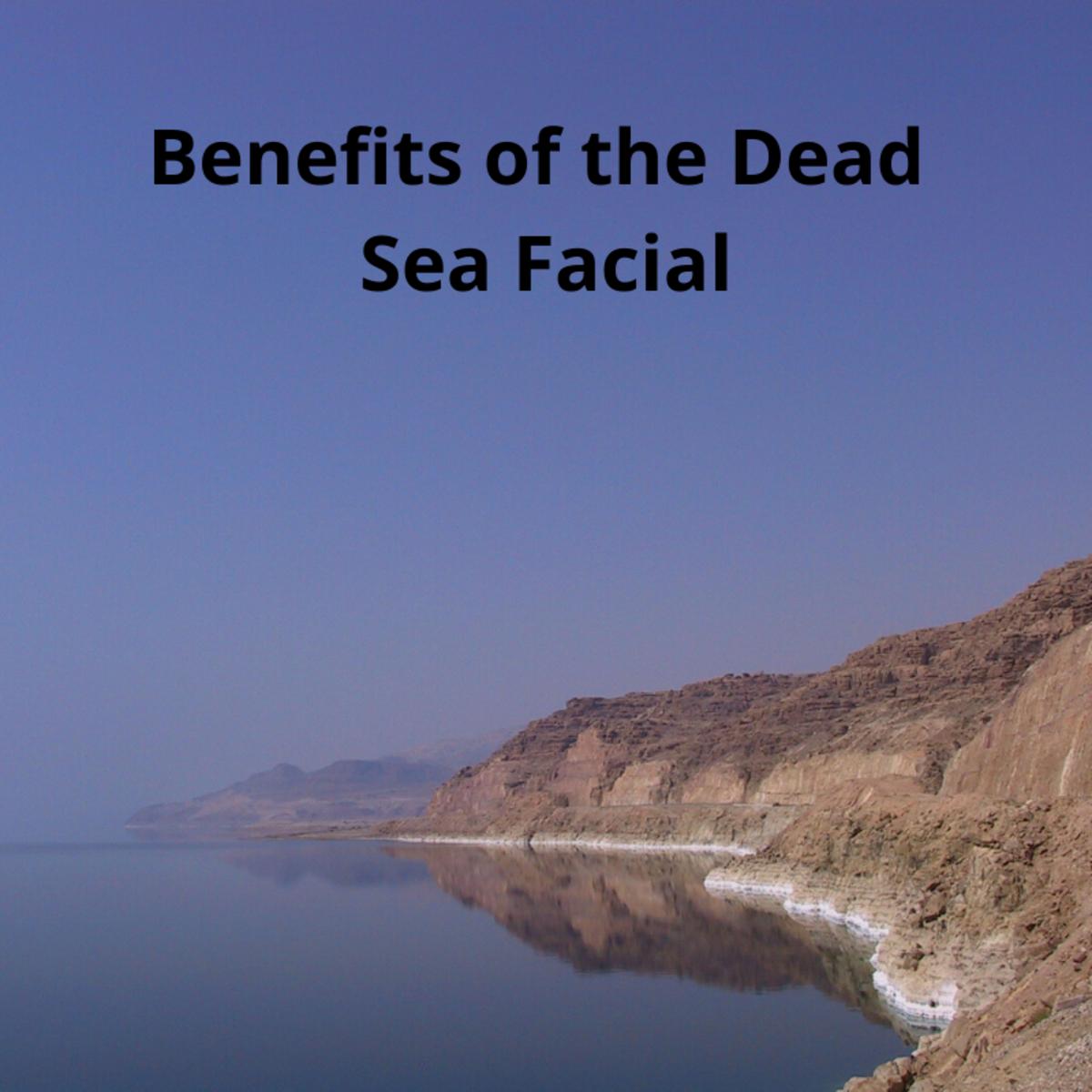 Dead Sea Facial: The Natural Beauty of Minerals