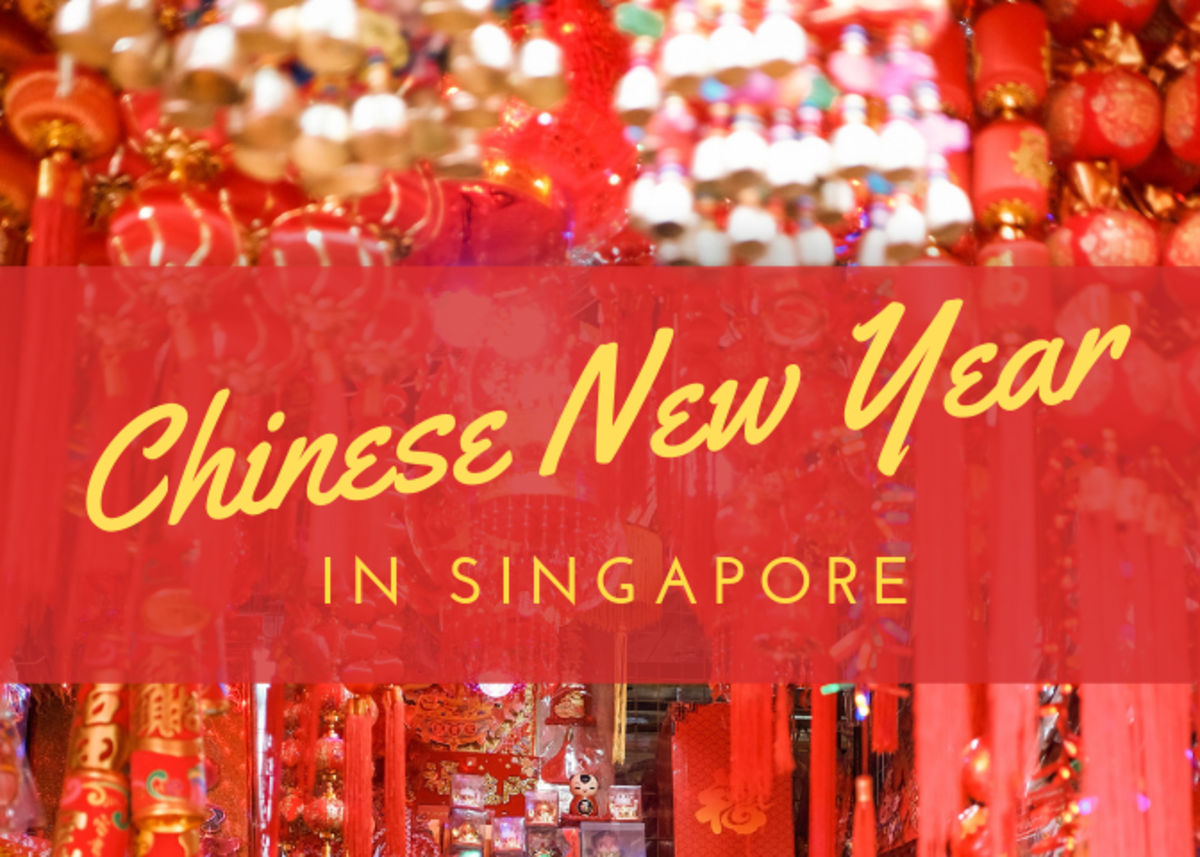 Celebrating Chinese New Year in Singapore