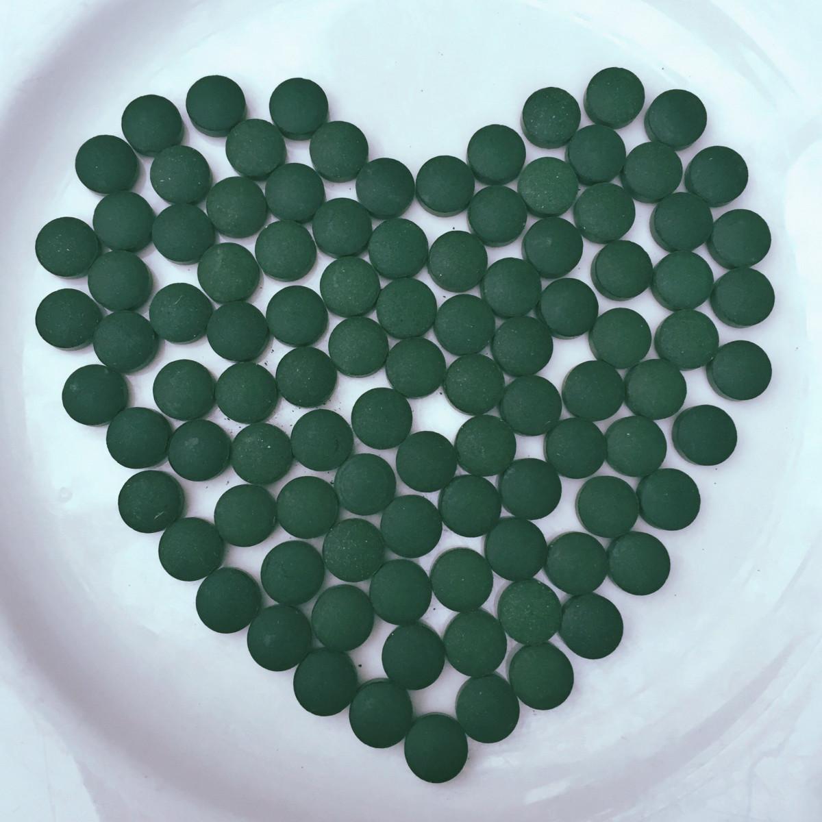 17 Benefits of Spirulina