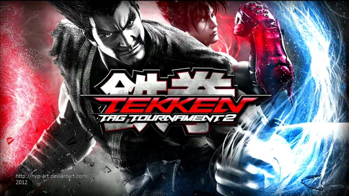 TTT2 cover for the PS3.