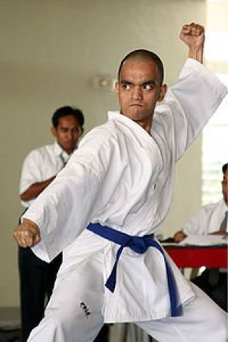 Many fighters being seen as the stereotype of the fighter in a gi and fighting by the rules insulting.  There can be a perceived lack of respect.