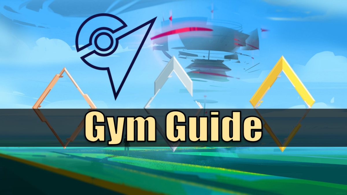 """Pokemon Go"" Gym Guide"