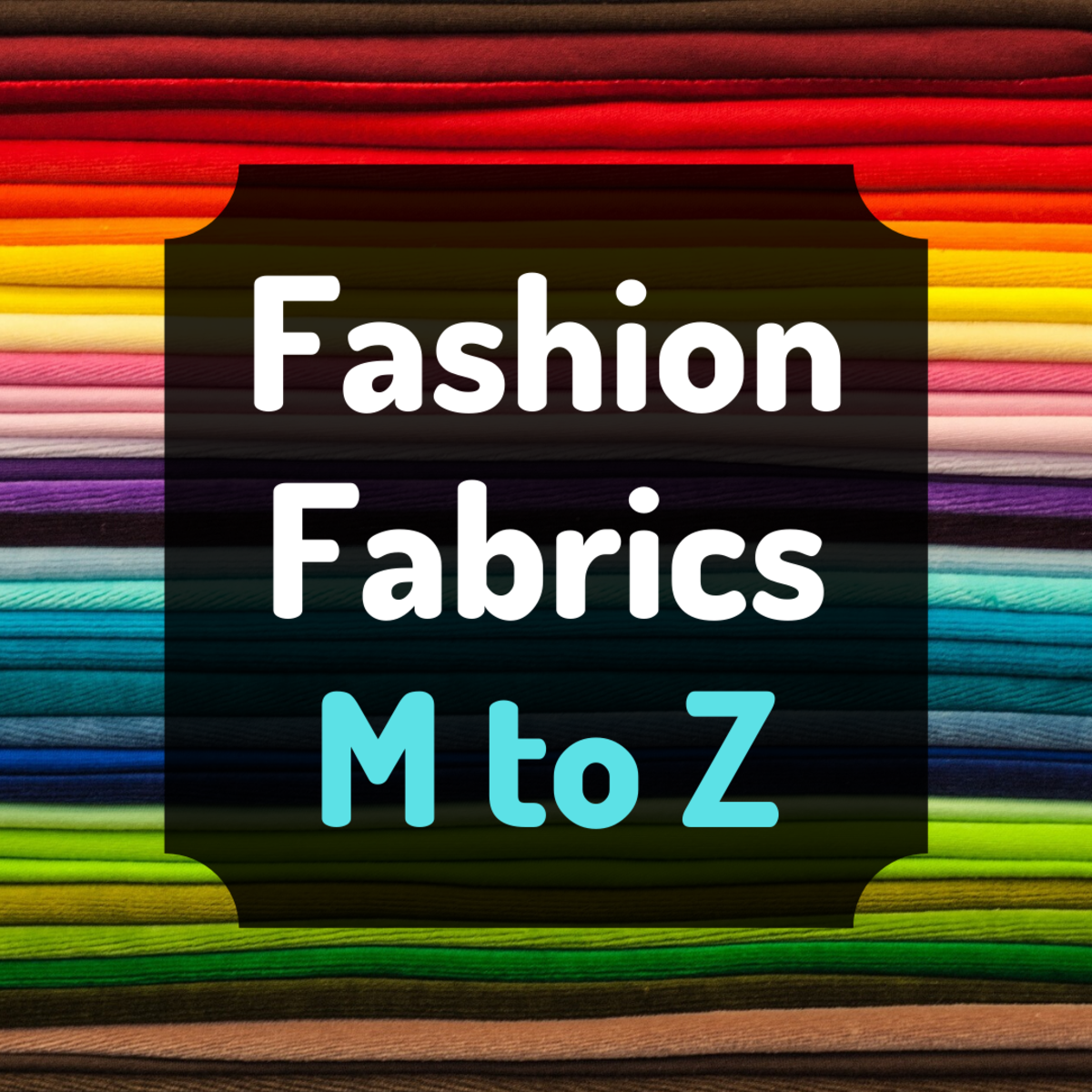 From madras to voile, discover more about some common fabrics used in the fashion industry.