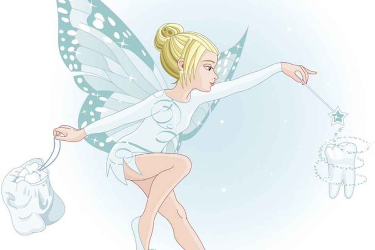 Tamara the Tooth Fairy From Daisy Meadows