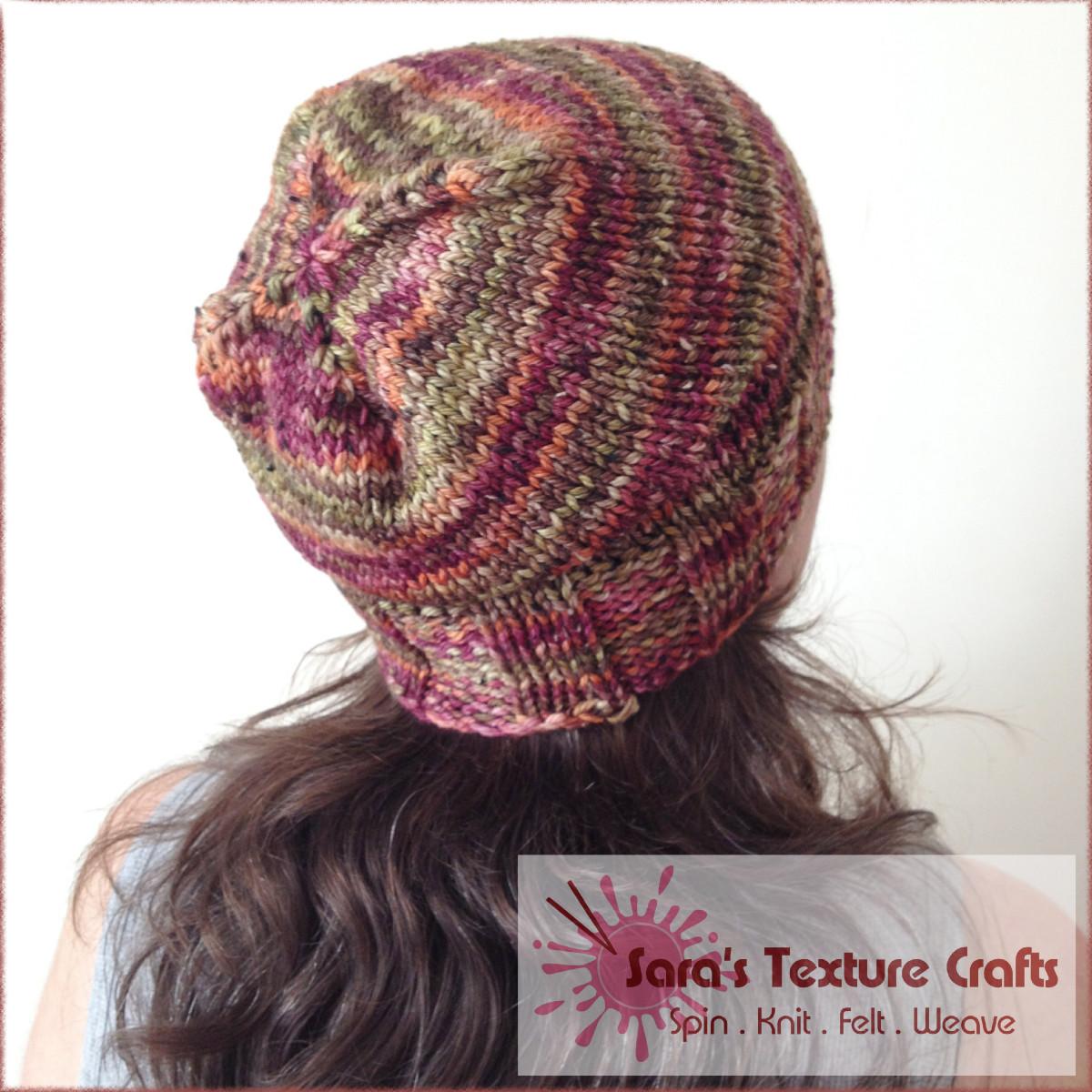 Free 'Rustic Rambler' Hat Knitting Pattern