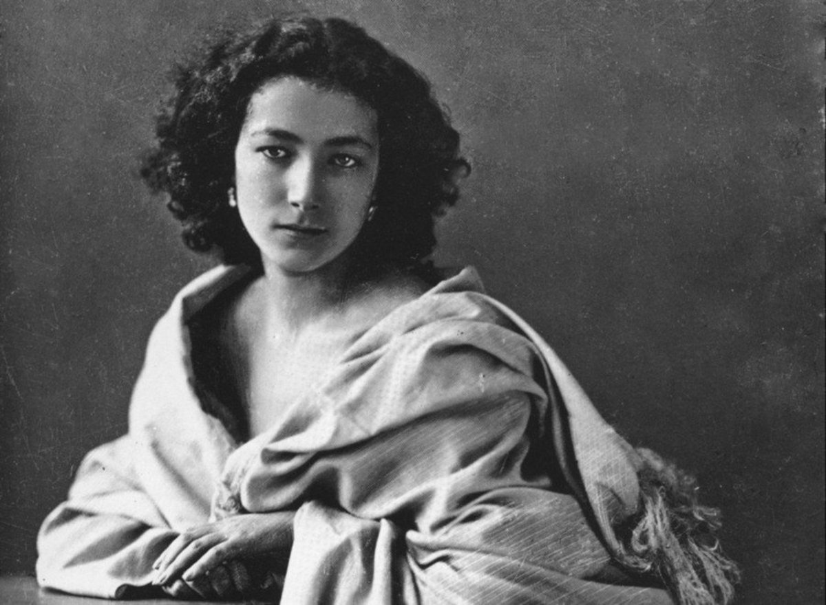 6 Reasons to Remember Sarah Bernhardt