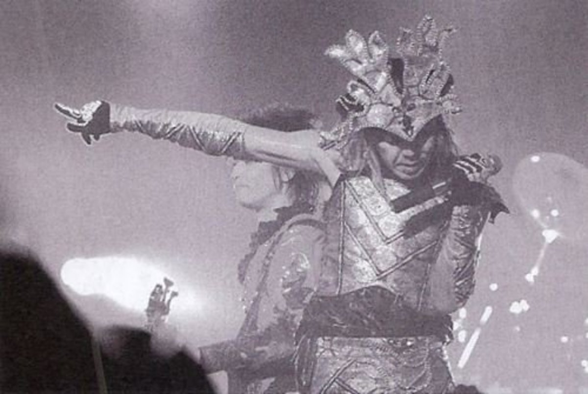 The Many Faces of Visual Kei in Japanese Metal | Spinditty