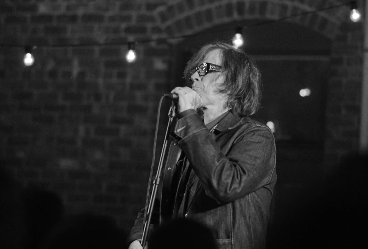 Mark Lanegan live in Seattle, 2015