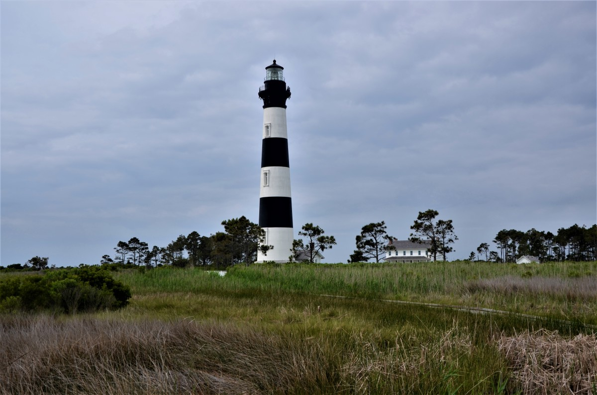 On the Road in America:   Three North Carolina Lighthouses in One Day