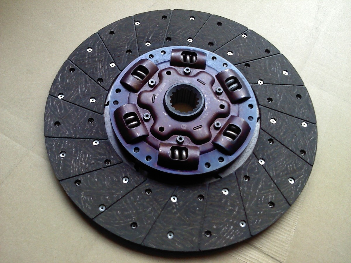 A bad clutch disc can cause several symptoms.