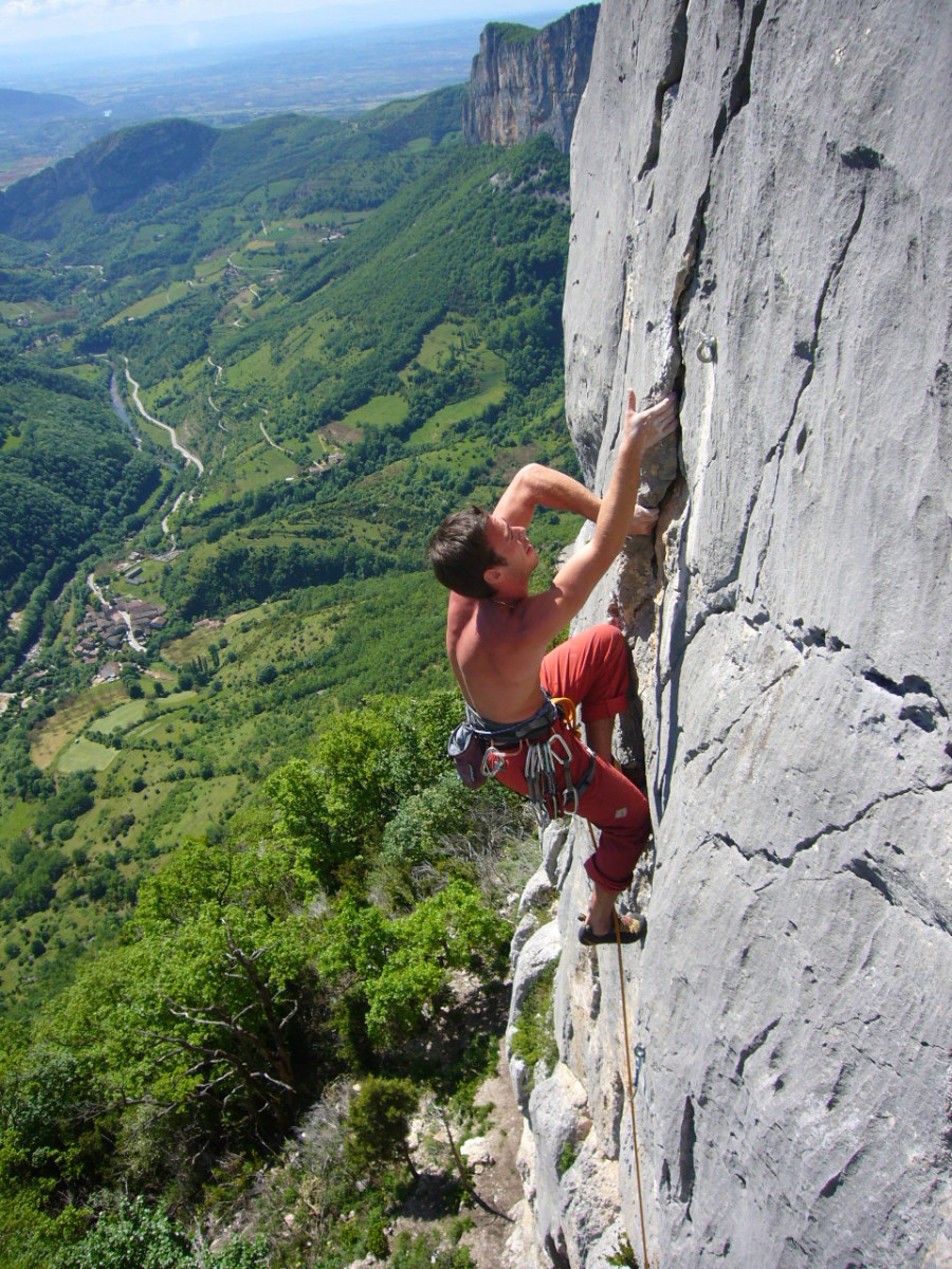 Dear Intimidated First-Time Rock Climbers: You've Got This