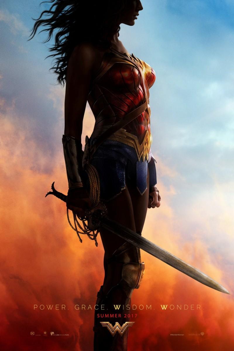 "Movie Review: ""Wonder Woman"""