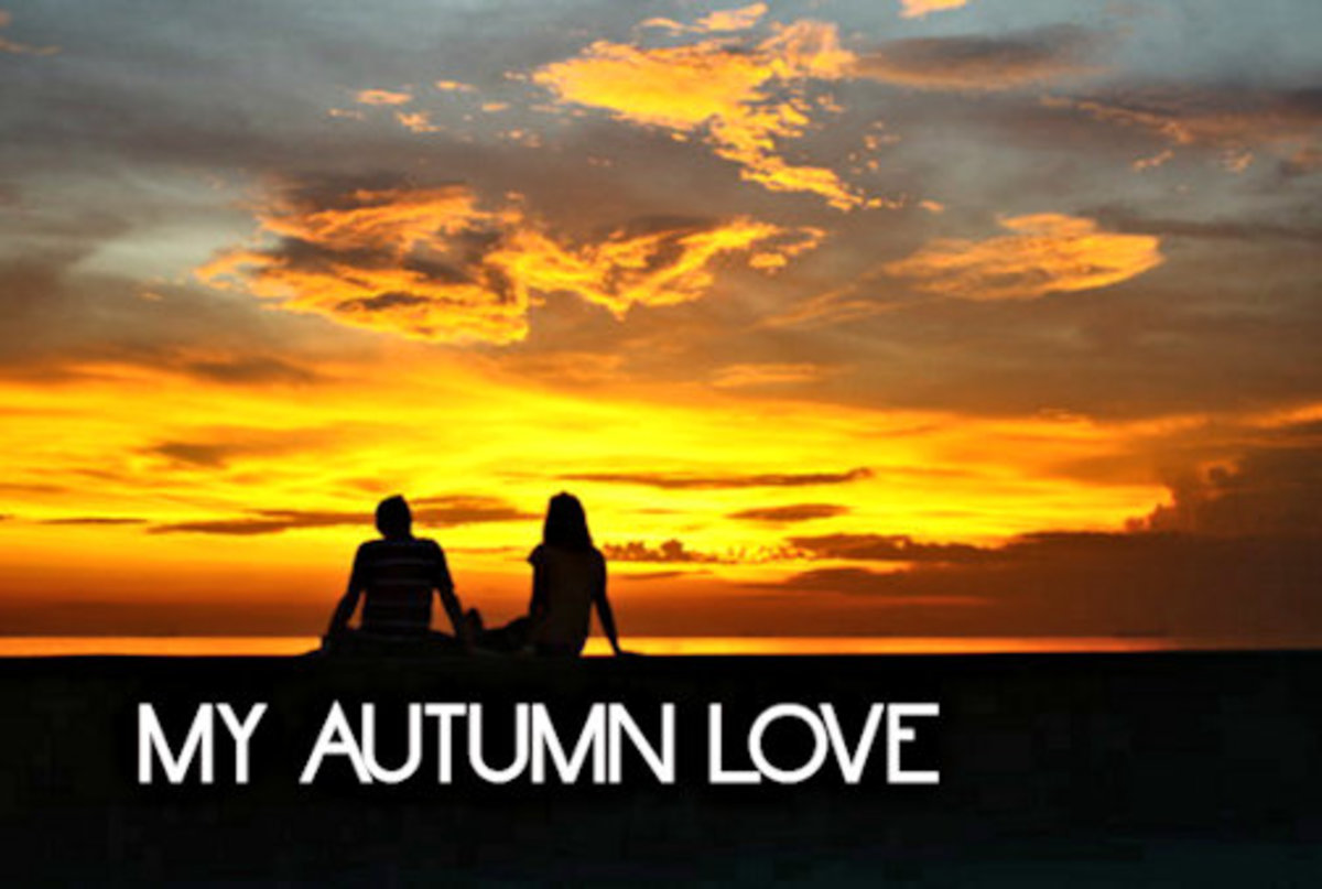 Autumn … the best time of the year ... the best time of Life!