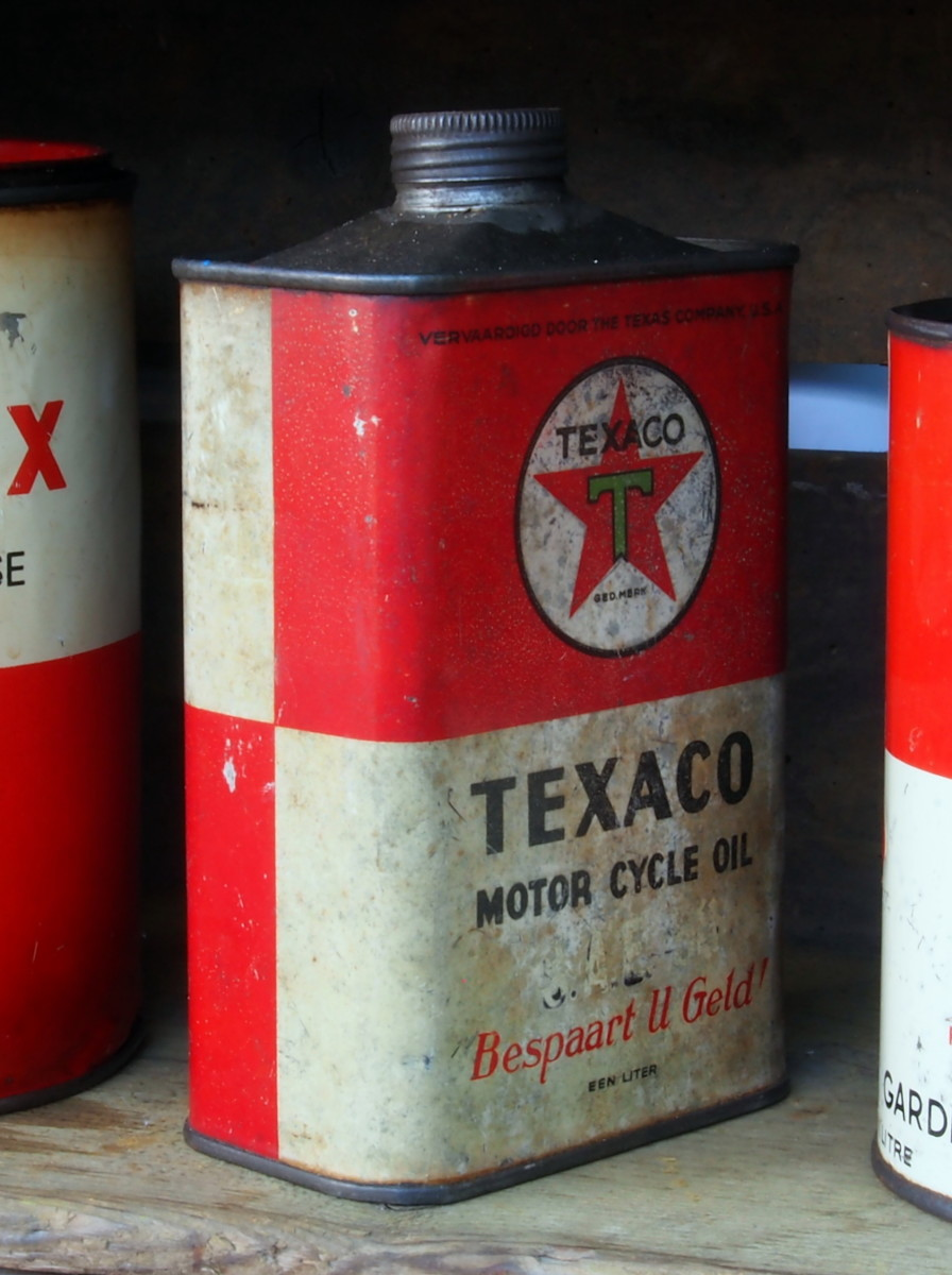 Motor oil is one of the most commonly used lubricants.