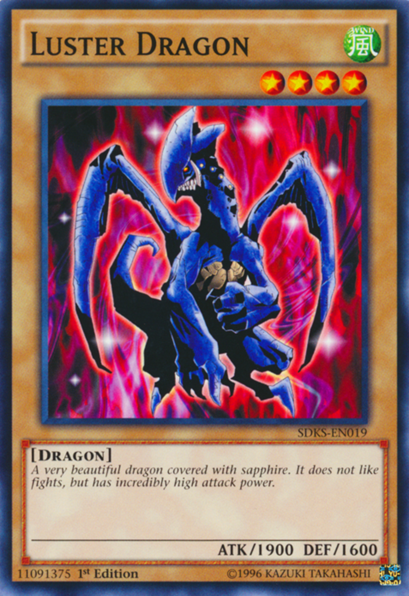 Top 10 Competitive Original Yu-Gi-Oh Monsters