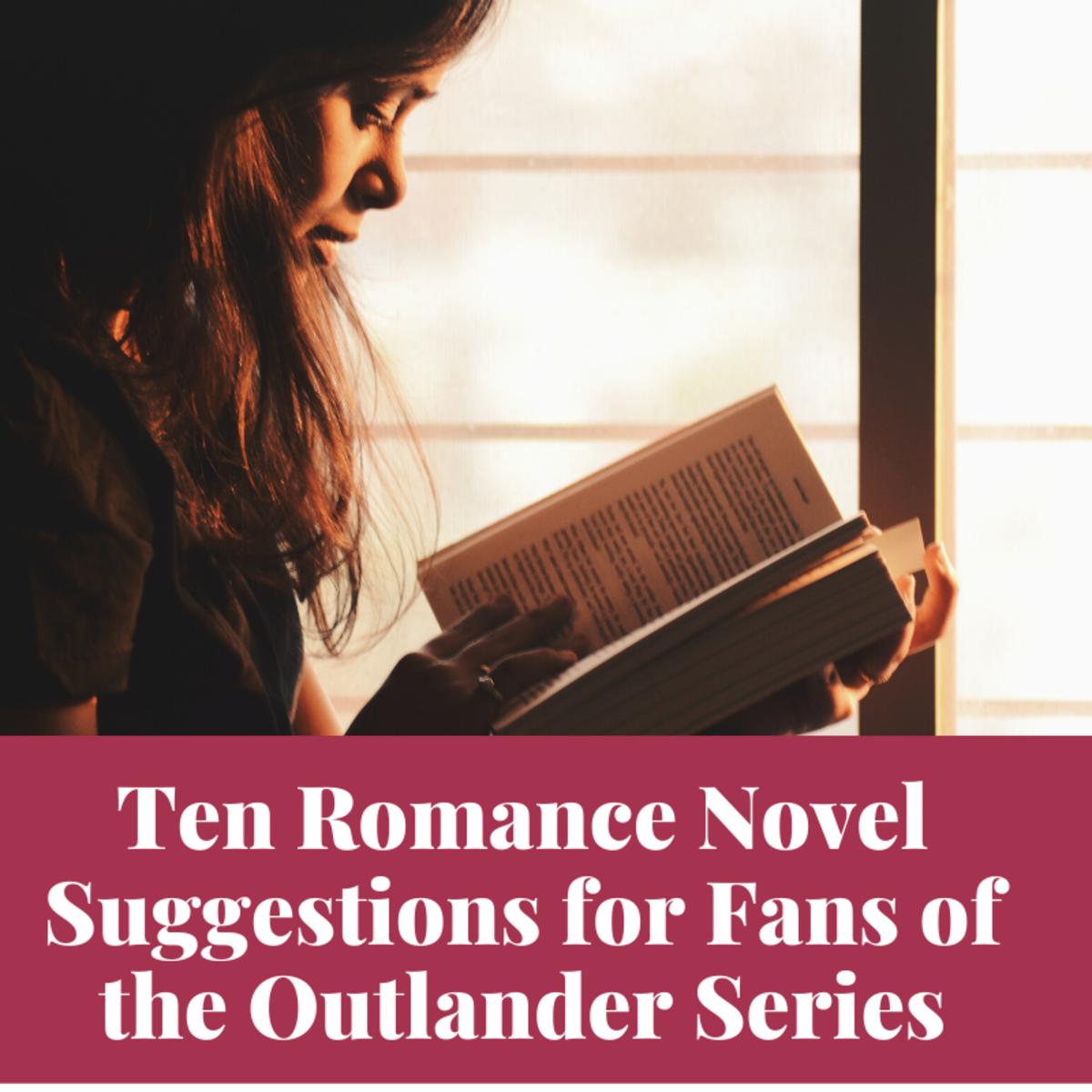 The Ten Best Time Travel Romance Novels for Fans of Outlander
