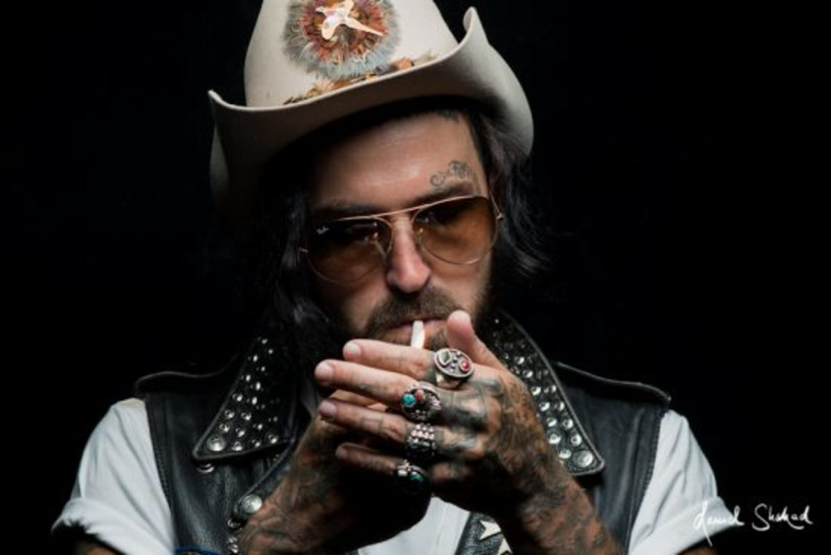 A Close Look at Southern Rapper Yelawolf