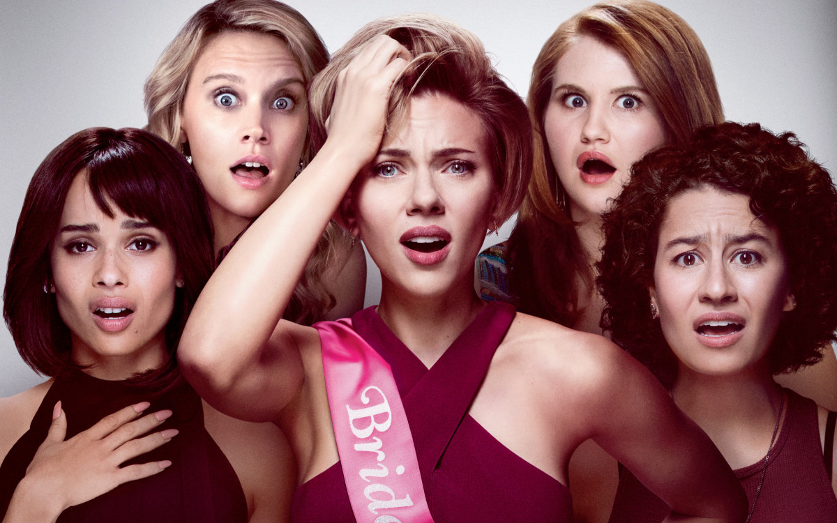 Rough Night Film Review