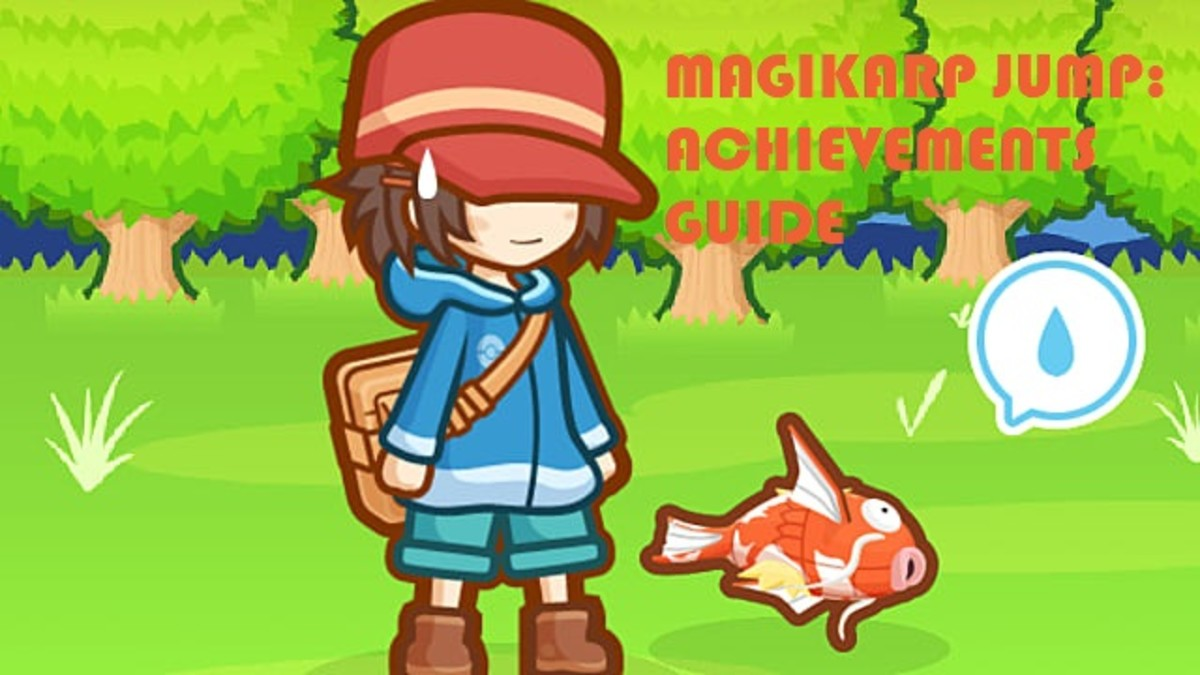 Magikarp Jump: Achievements Guide