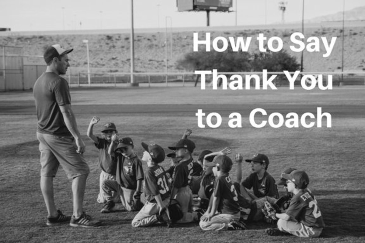 How to Write Thank You Notes and Appreciation Letters for a Coach