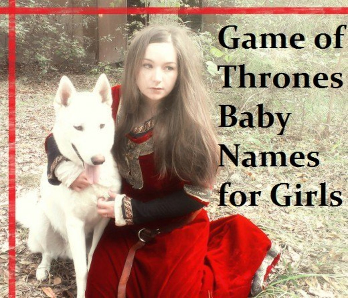 """Game of Thrones"" Baby Names for Girls"