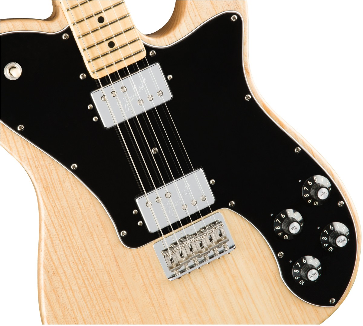 The Fender American Professional Telecaster Deluxe HH ShawBucker vs. the Gibson Les Paul Studio Traditional