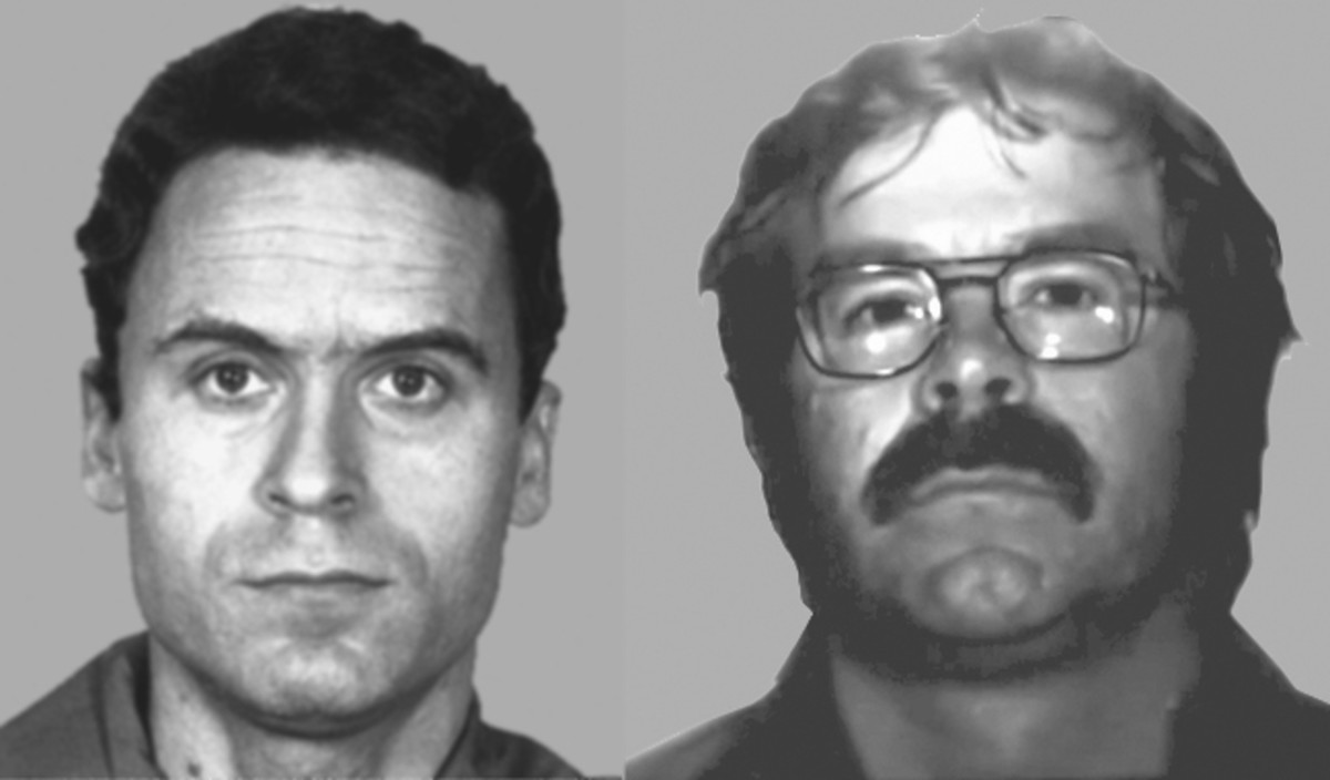 Bundy and Cottingham: Natural Born Serial Killers