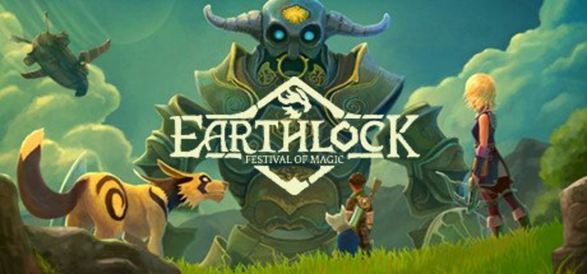 """Earthlock: Festival of Magic"" Cover"