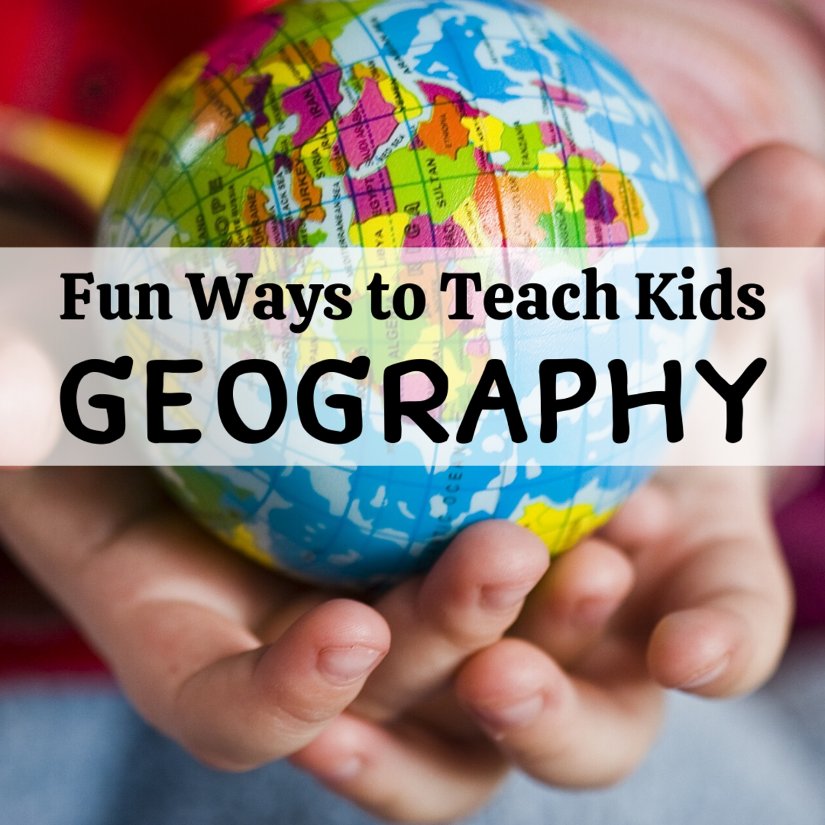 As a parent, you can introduce your children to the important study of geography with fun songs, puzzles, and games that use maps and globes.