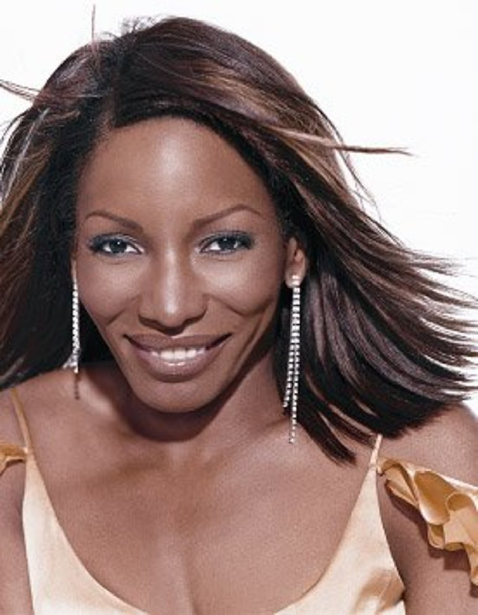 Catching Up with '80s R&B Singer, Stephanie Mills