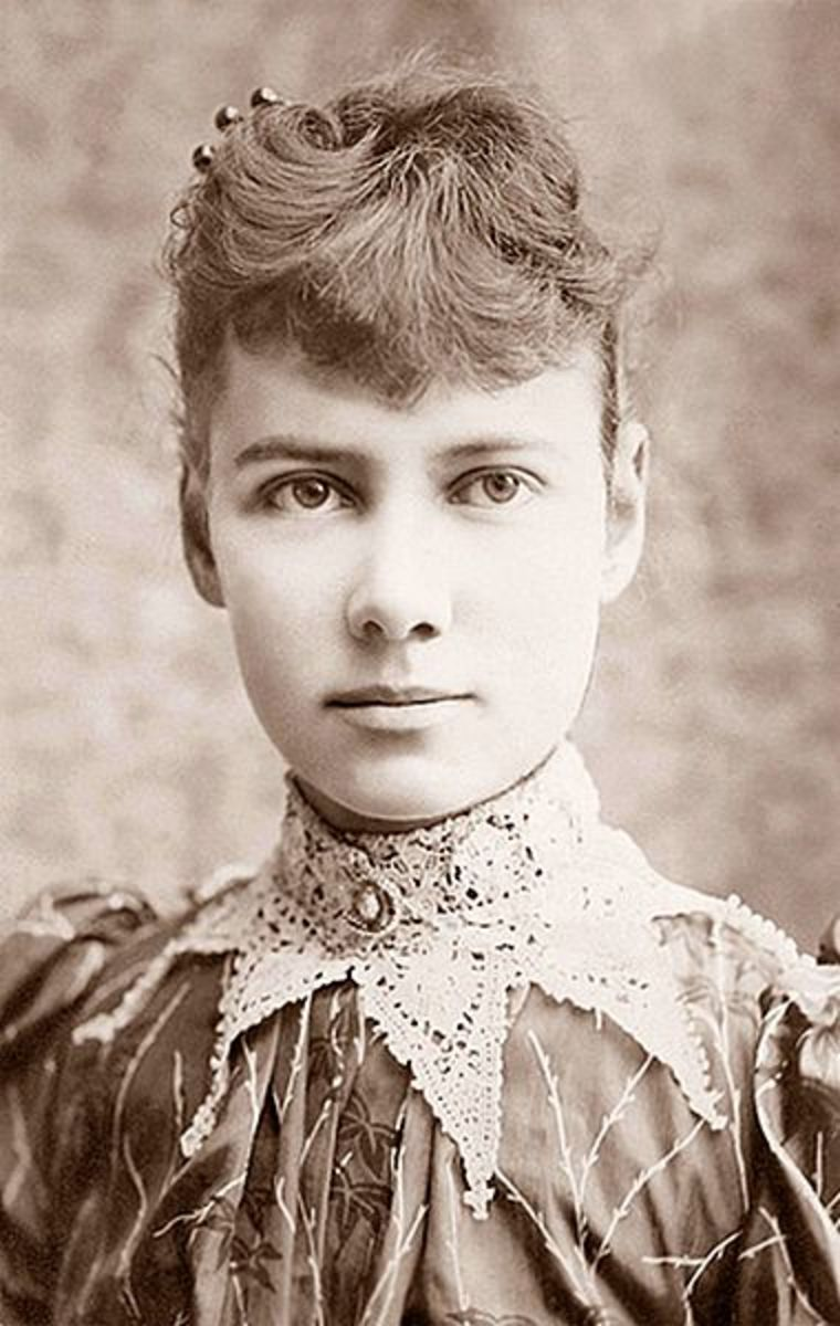 "Nellie Bly-""The Best Reporter in America"""
