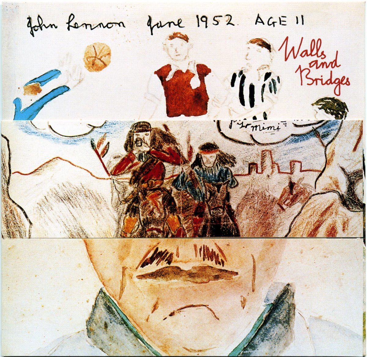 """Walls and Bridges""—John Lennon's Lost Weekend Album"