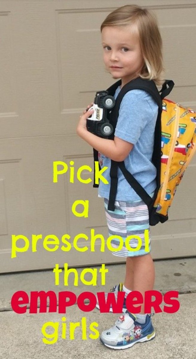 How to Pick a Preschool for Your Daughter That Isn't Sexist