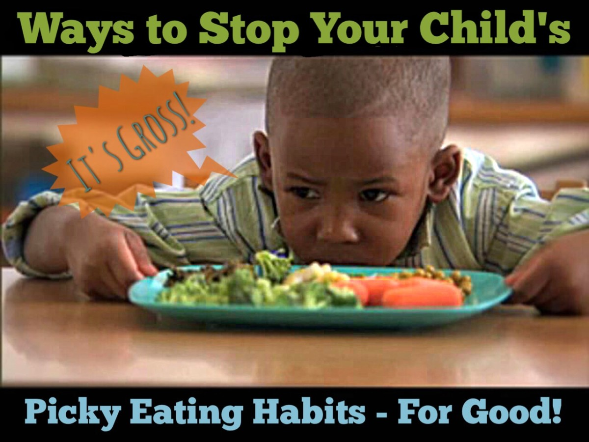 9 Ways to Stop Your Child's Picky Eating Habits That Really Work!