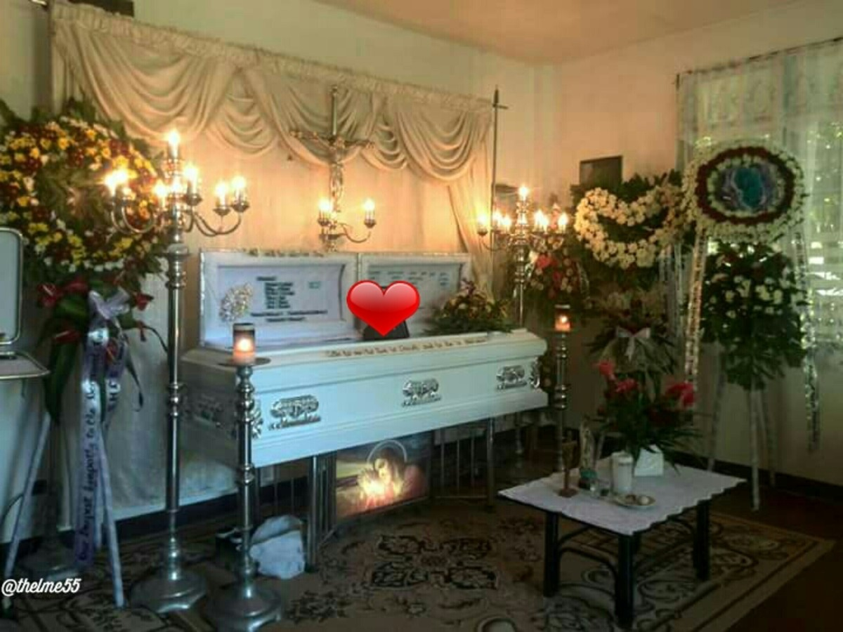 Filipino Burial Practices and Customs