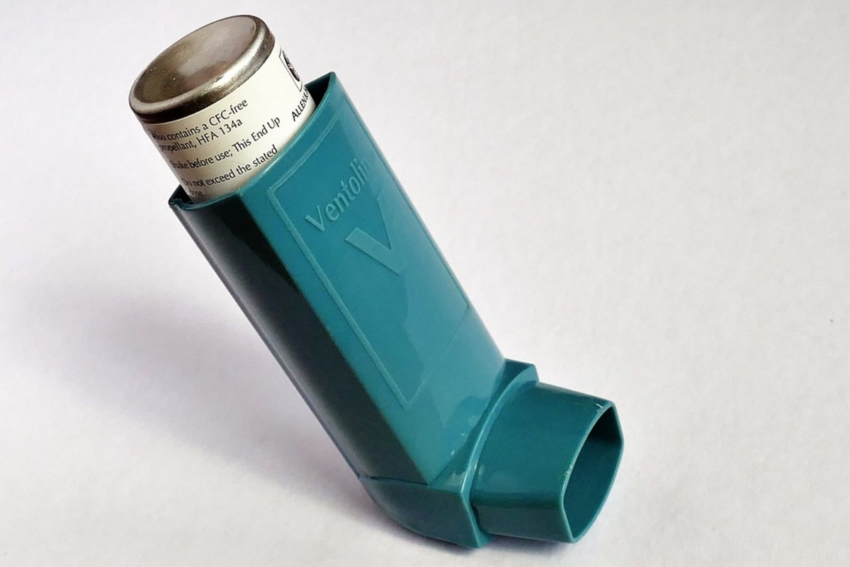 Complementary and Holistic Asthma Therapies: Reflexology