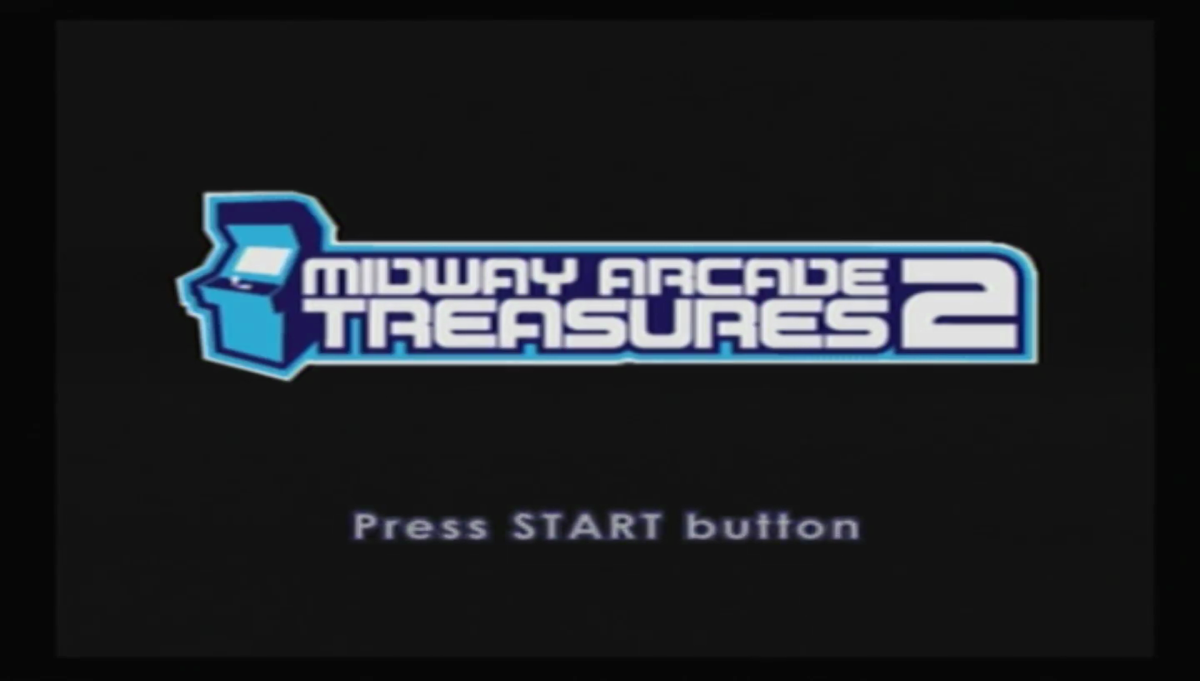 Video Game Compilation Review: Midway Arcade Treasures 2