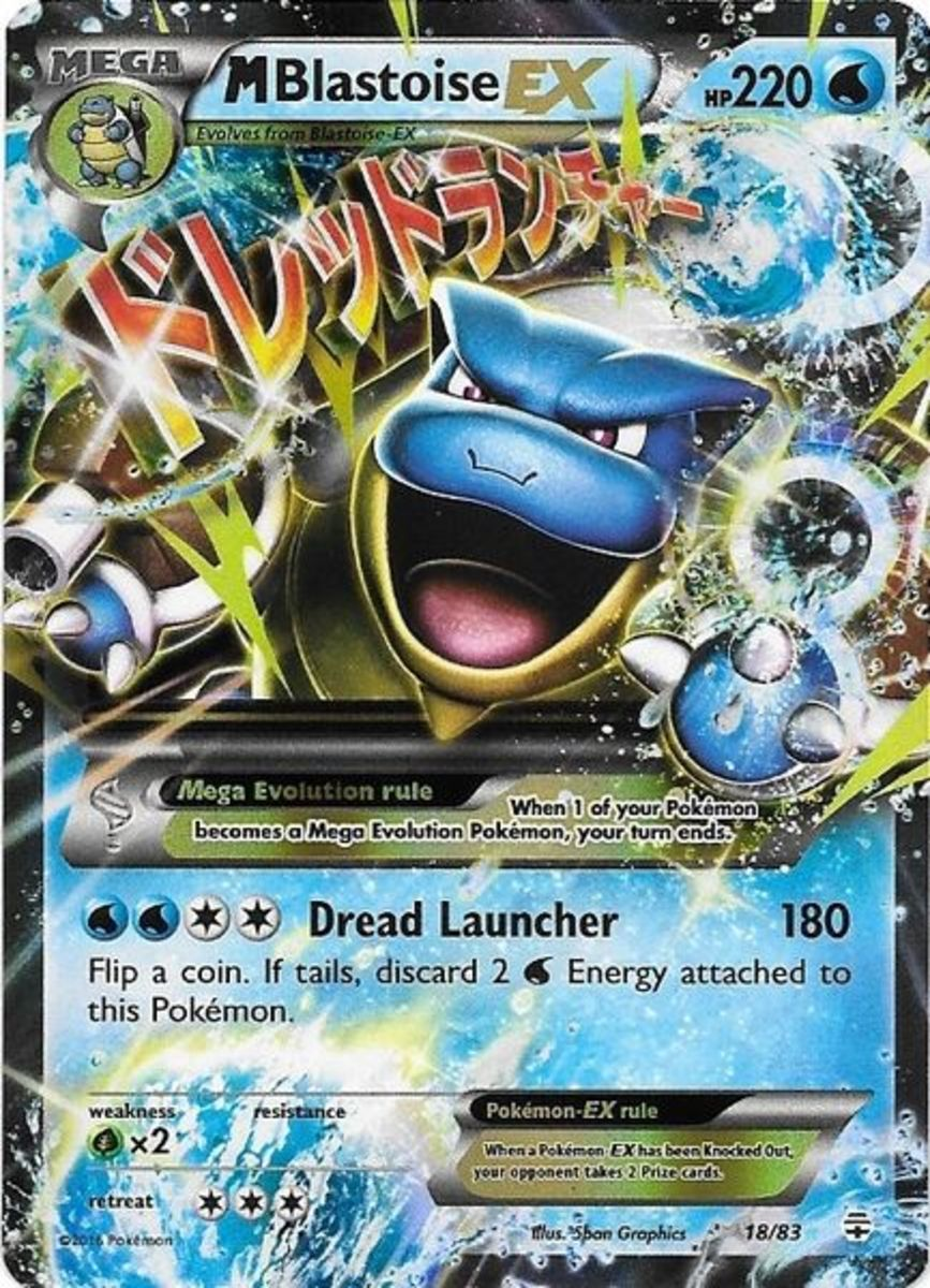 Top Five Issues with the Pokemon Trading Card Game