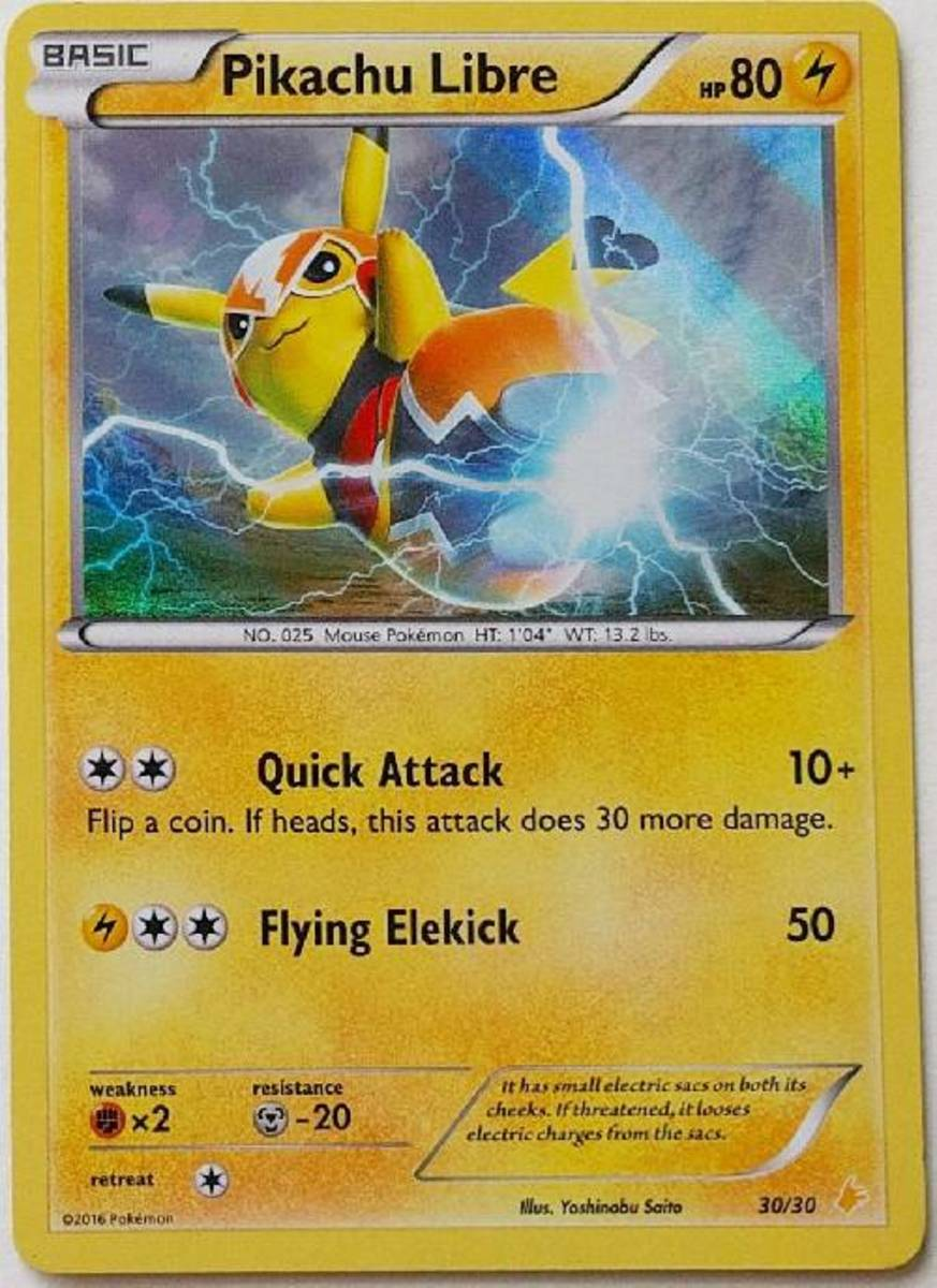 Top 6 Craziest Pikachu Trading Cards