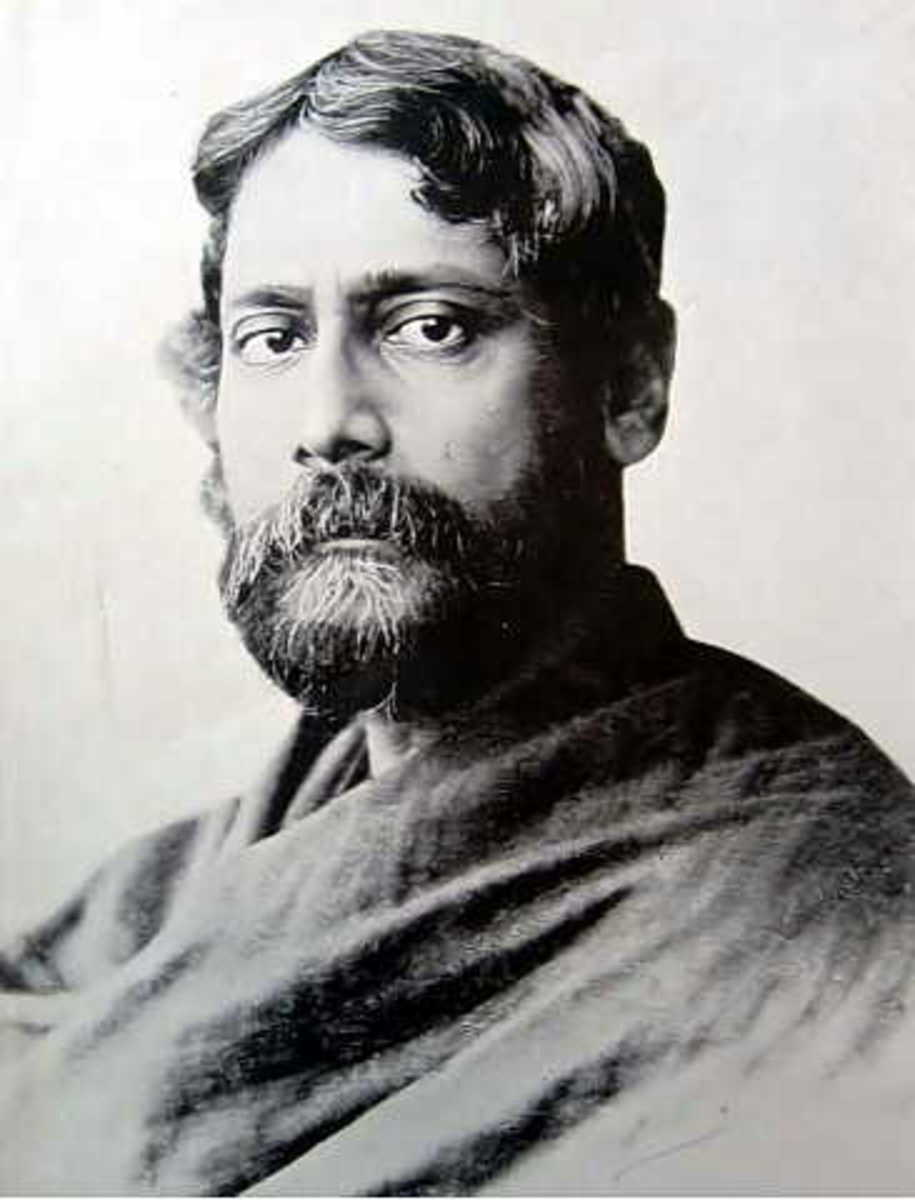 The Great Sage - Rabindranath Tagore