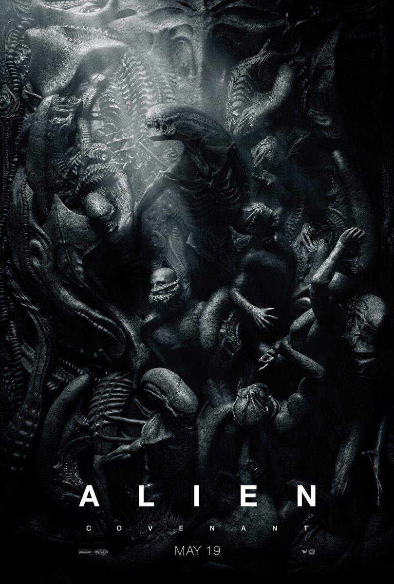 New Review: Alien: Covenant (2017)