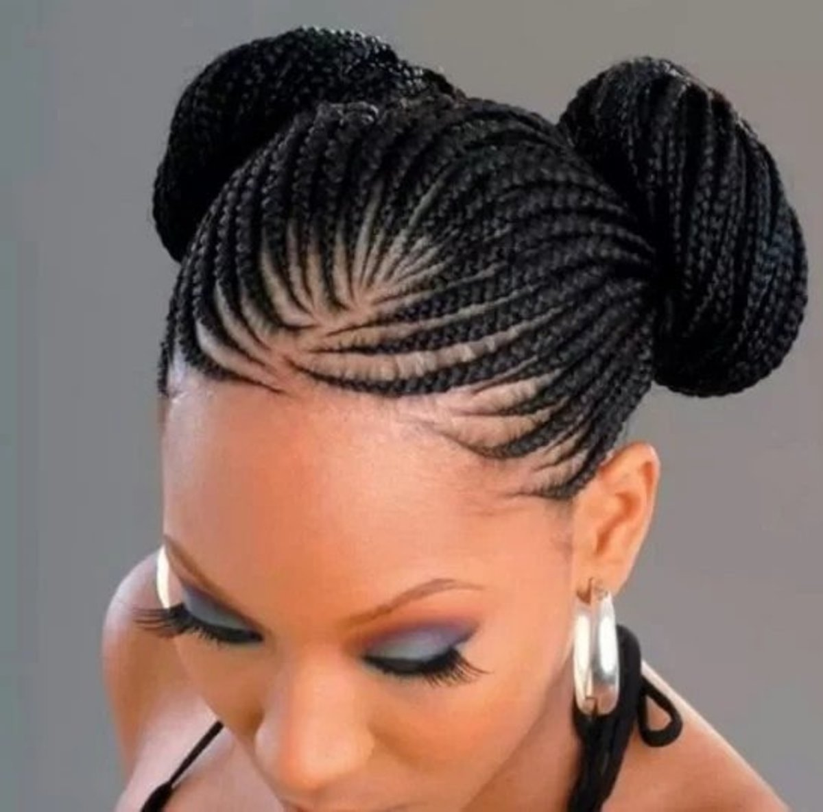 Traditional Yoruba Hairstyles
