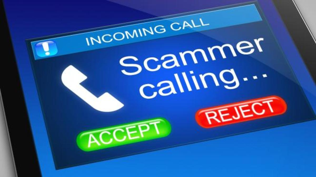 Irs scammer phone number list