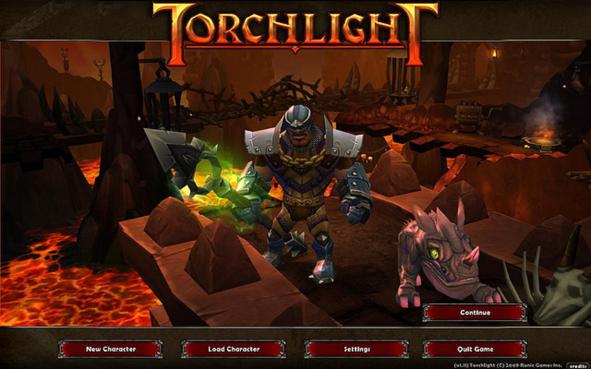 Review: Torchlight