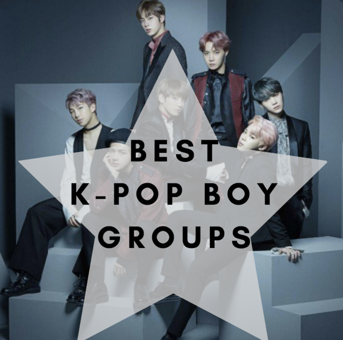 Explore the very best K-Pop boy groups in the world!